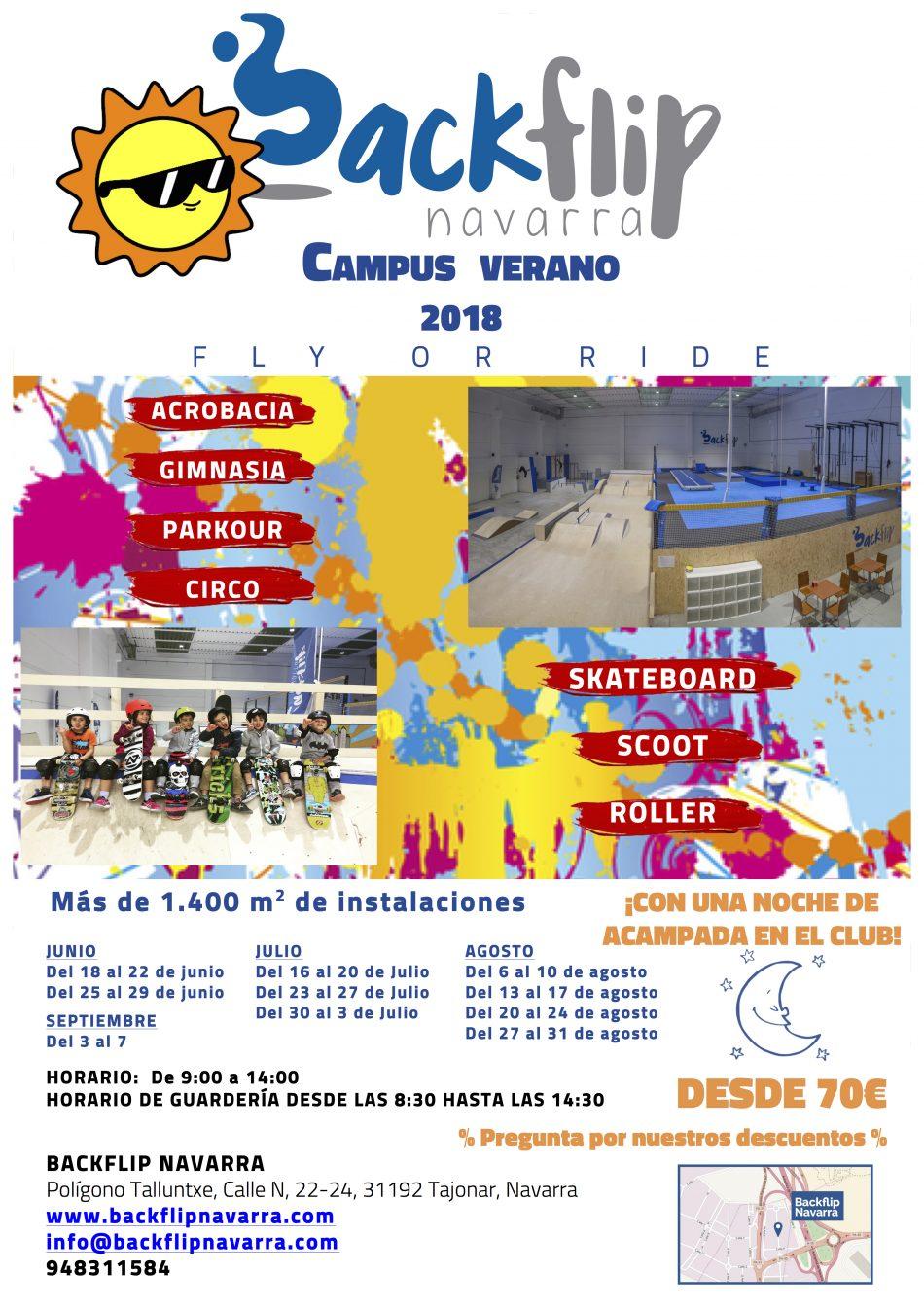 Campus Verano 2018