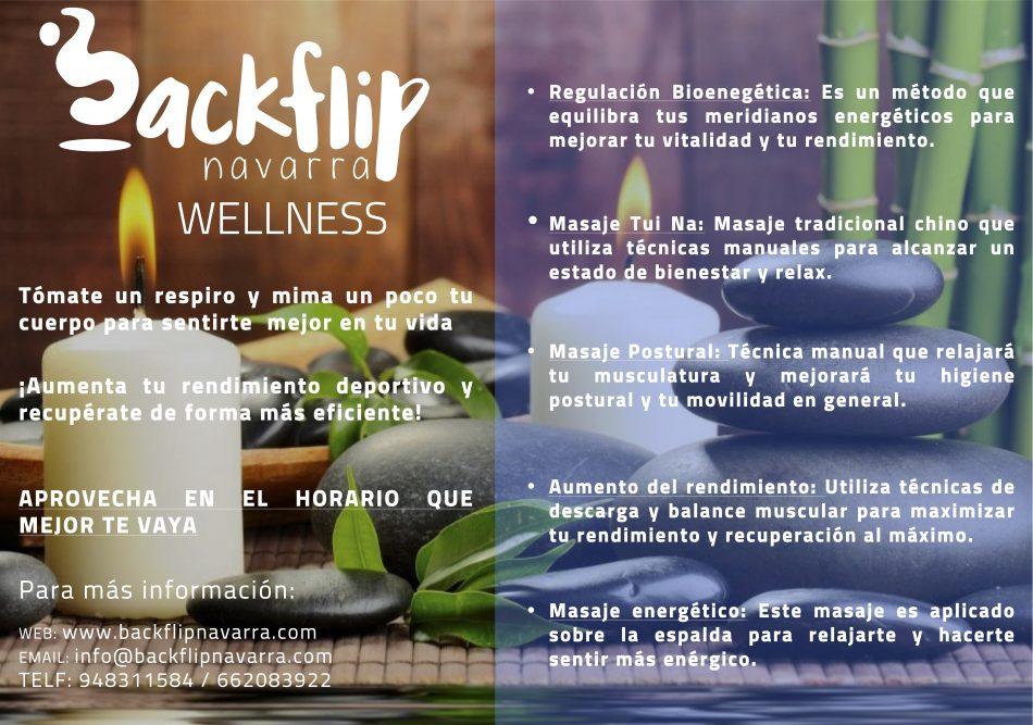 WELLNESS - Una nueva sección para tu bienestar