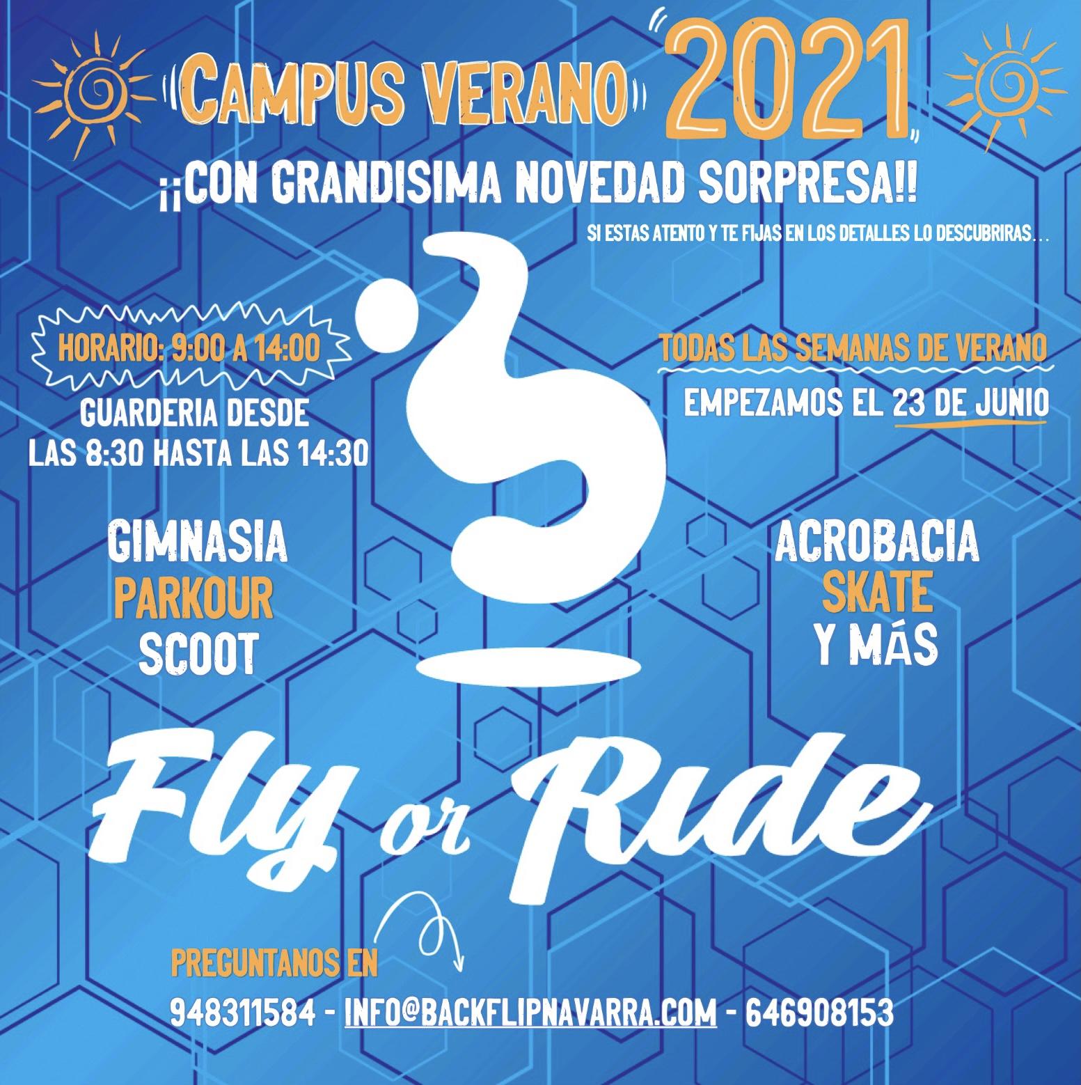 CAMPUS DE VERANO 2021